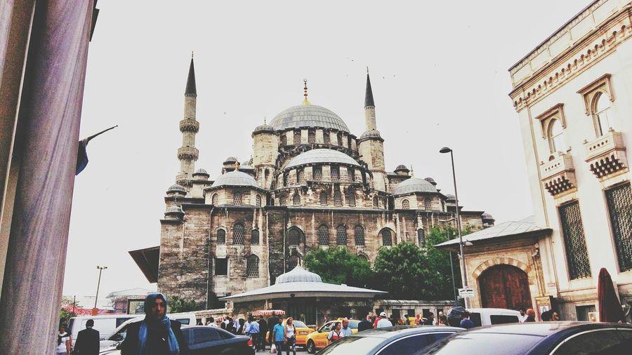 Mosque Istanbul City EyeEm MyPhotography