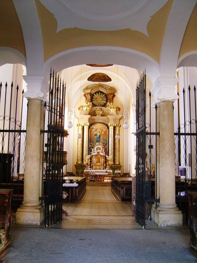 Church Interior Gold Religious Architecture Religion Church Interior Moravia Church Door Doorway Religious  Inside Church Saint Porta Portal Columns Fence Iron Fence Metal Fence Today Opened Seesighting Religious Icons Religious Place Religious Buildings Religious Architectural Empty Church