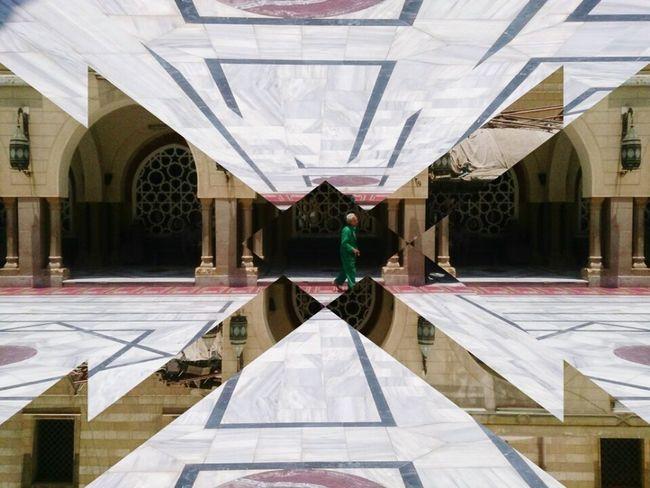Green. D3lta Mobilephotography Streetphotography Graphicart Urban Egypt Mosque EyeEm Best Shots VSCO OpenEdit