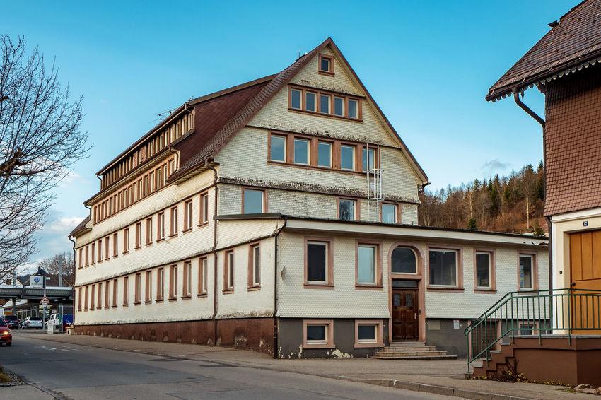 Lenzkirch Baden-Württemberg  Badenwürttemberg Black Forest Deutschland Germany House Lenzkirch Schwarzwald