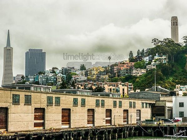 San Francisco Gloom - San Francisco, California Sanfrancisco Coittower Pier39 Travel Limelightcreative