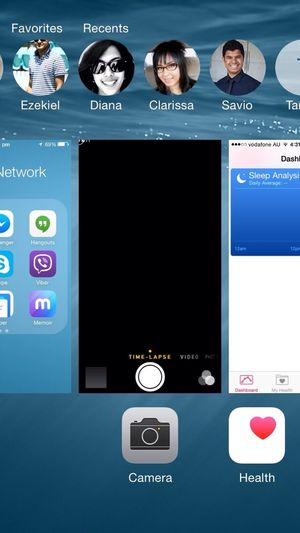 Check This Out Apple Inc. IOS 8 WWDC14 new multi-tasking feature