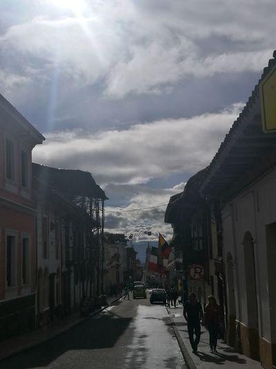 Bogotá colonial