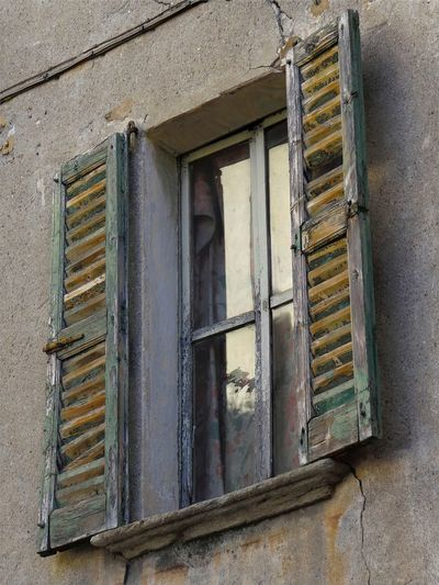 Abandoned Architecture Bad Condition Building Exterior Built Structure Close-up Day House Low Angle View No People Outdoors Weathered Window