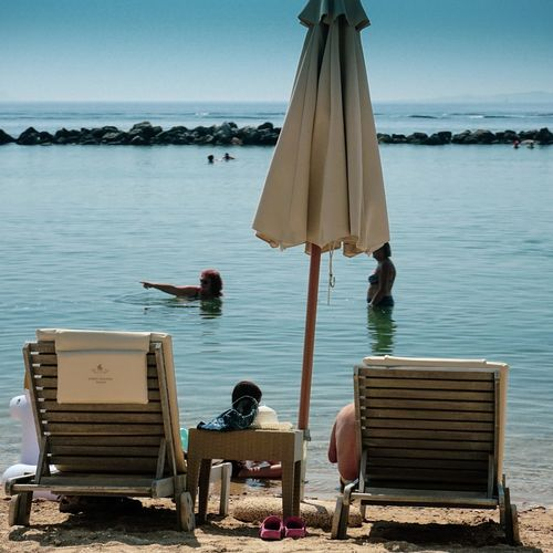Water Sea Chair