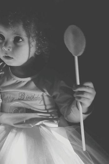 Monochrome Birthdaygirl