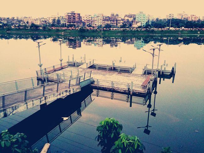 Lake Lake View Lakeside Lakeview Water Reflection Water Reflections Sunny Afternoon EyeEm Bangladesh EyeEm Gallery