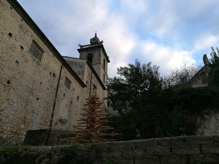 Noel Tree Tree Church