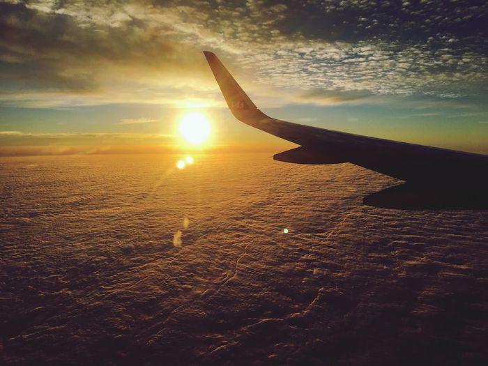 Flug aus der Polarnacht First Eyeem Photo