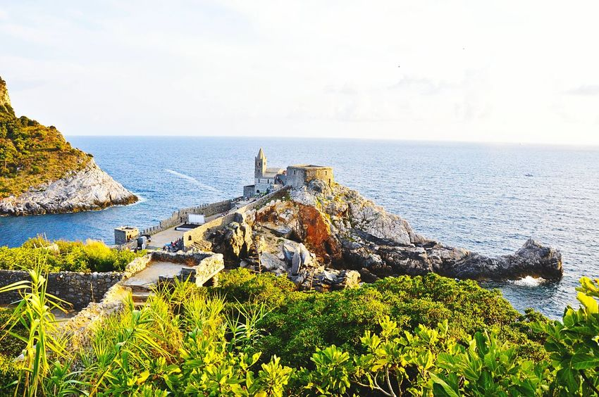 Chiesa di San Pietro, Porto Venere, Italy Church Italy Portovenere Nature Colors Sea Sea And Sky Seascape Sea View Landscape Panorama Photography Nikon Nikonphotography Sun Sky Naturephotography Bulding Liguria,Italy Beautiful View Beautiful Scenery Amazing_captures Amazing Place Summer Views Summer Vibes