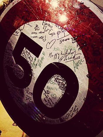 Anniversarythday] Anniversaire Happy Anniversary happy birthday Marco 50 !