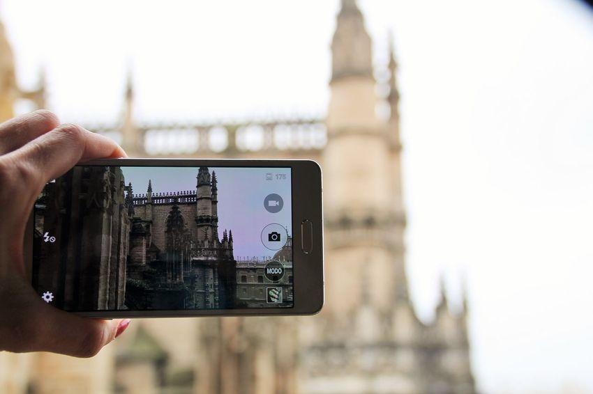 Sevilla. Sevilla Photographing Travel Smart Phone Canonphotography Canon Catedral Travel Destinations Outdoors Catedral De Sevilla Arround The World Nofilter Mobile Conversations