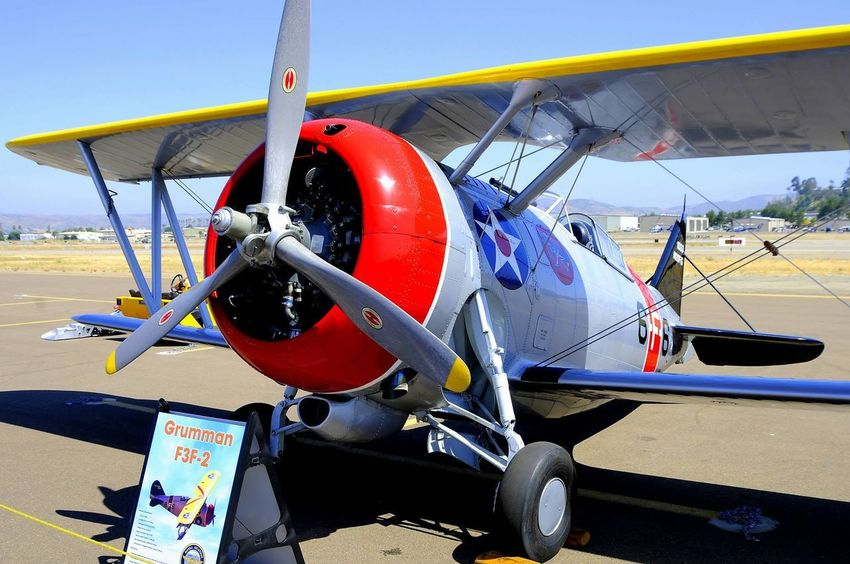Airshow WINGS OVER GILLESPIE AIRSHOW WWII Memorial WWII Planes War Planes Aircraft Aviation History Bearcreek Nature Preserve Hellcats Historic Aircraft Wildcats