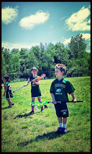 fun with water balloons at the SEALS Lacrosse family day Enjoying Life Having Fun Hello World EyeEm Best Shots - Sports
