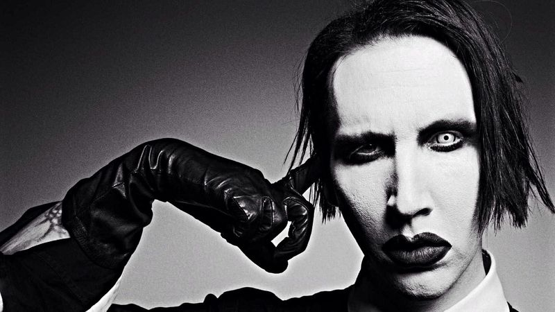 Music I love Marilyn Manson?. Been listening to him all day This Is The New Shit  Marilyn Manson