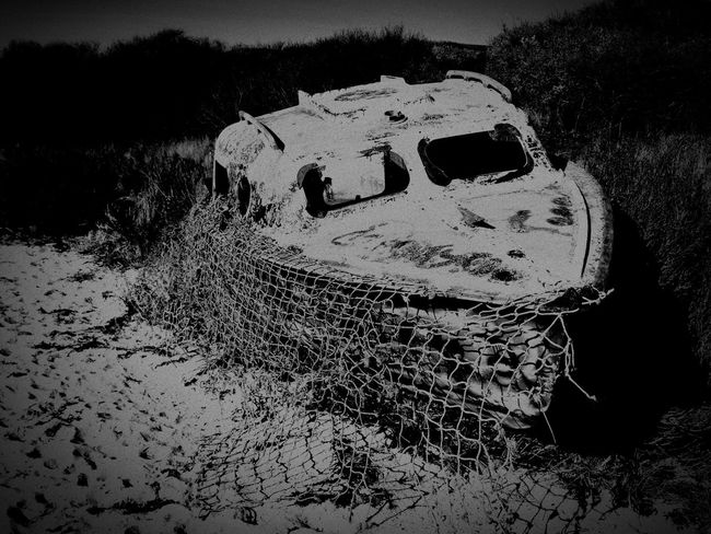 Welcome To Black abandoned boat EyeEm Selects