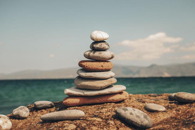 Deduction of stones