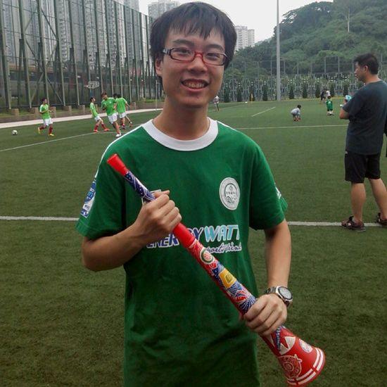 主場首戰出動Vuvuzela TaiPo Vuvuzela