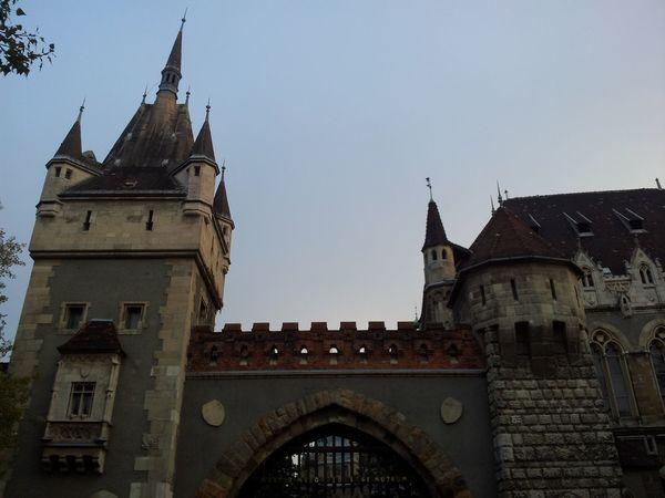 Budapest Vajdahunyad Vár