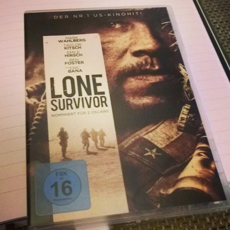 Programm heute... Lonesurvivor Reingeschaut Zoomlab