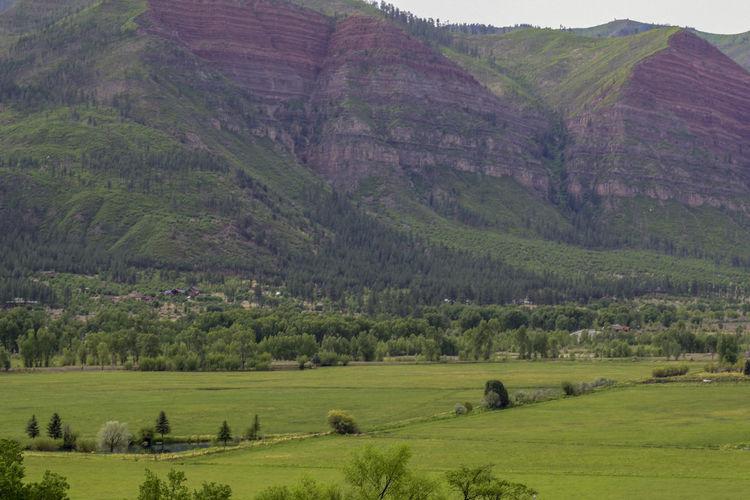 Durango And Silverton Narrow Gauge Railroad Mountain View River View Train Tracks Mountain Range Mountains And Sky Nature Outdoors Riverside Photography