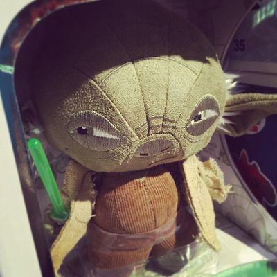 Argcomiccon Starwars Yoda TheForceAwakens Star Wars Padawan like if you are a fan
