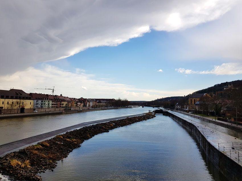 City Water Sky Landscape Cloud - Sky Cold Scenics Idyllic Non-urban Scene Tranquility