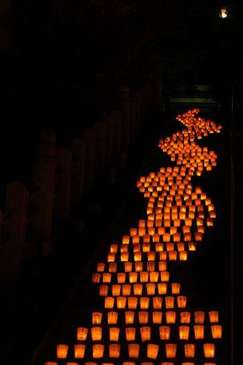 万燈会…祈りの灯りの川 *CHIE* 届きますように😌