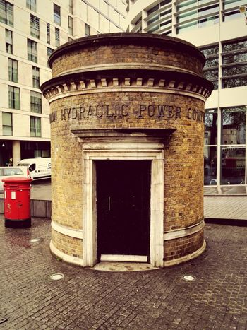 London Hydraulic Power Company Walking Around London Calling Urban Landscape EyeEm Best Shots Historical Sights Check This Out Cityscapes The Traveler - 2015 EyeEm Awards London Lifestyle Postcode Postcards