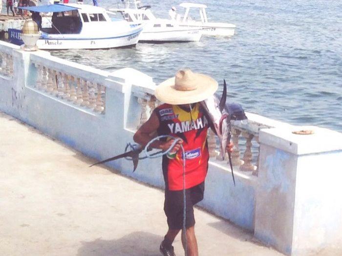 Marlin Fishing Hemingway Cojimar Fishing