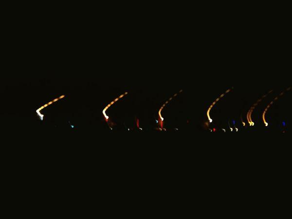Night lights! Night Lights Nightphotography Night View Night Lights Blurred Motion Blur New PhonePhotography Honor5x Summer Cities At Night On The Go