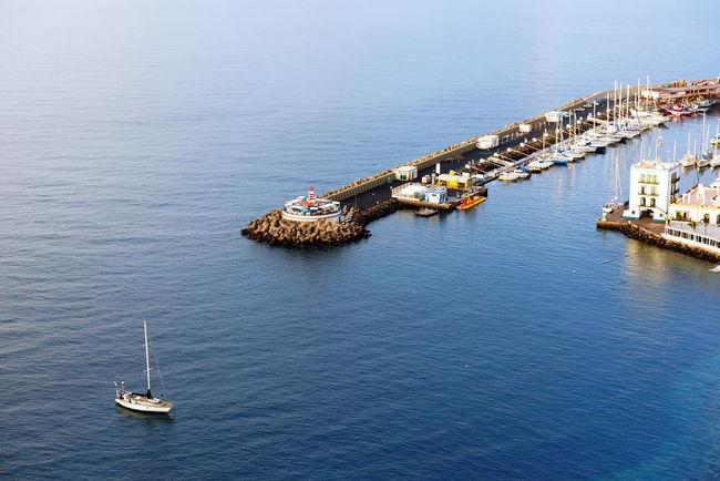 Nikon D810, Nikon 24-70mm f 2,8 ED Atlantic Ocean Canary Exotic Gran Canary Island Holidays Mogan Puerto Mogan Resort Resort Hotel Vacation