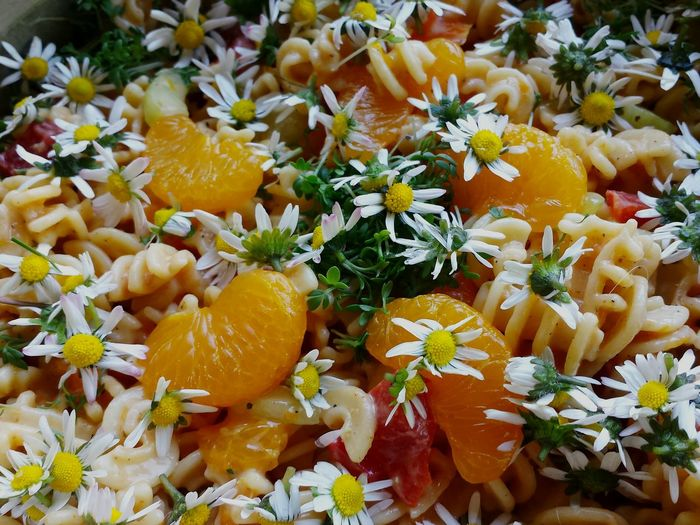 Pasta Lover Pasta Salad Yummy Daisies as topping Food Porn Food And Drink Gorgeous Combination Tasty Foods Spicy Food Spicy Pasta Nudelsalat Food Decoration Food Photography Food Pasta Salad A La Rita Food Porn Awards The Foodie Showcase : April Ladyphotographerofthemonth Beliebte Fotos The EyeEm Collection Sold On Getty Images Foodstagram Pasta Salad Nudelsalat Food Stories