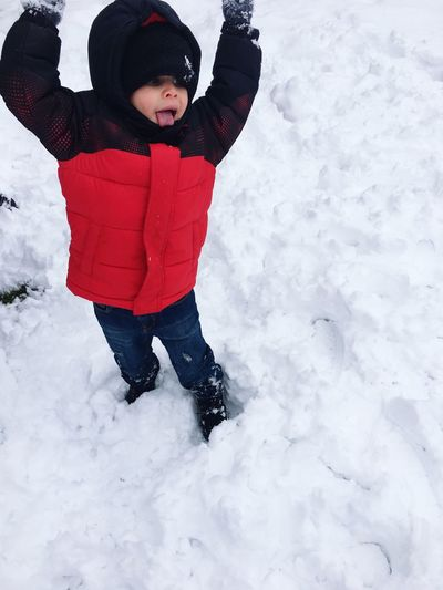 IPhoneography Mymuse My Son Life Of Boys Winter Fun Toddler  Showcasedecember Snowy Days Buffalony Buffalove EyeEm EyeEm Gallery Realpeople