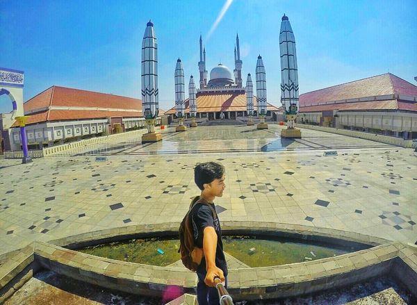 Happy month of Ramadhan, happy fasting Mosque INDONESIA Semarang Exploresemarang Exploreindonesia Gopro Goprohero4 Goprooftheday Goproorgohome Goprooftheworld from #salatiga @copyright2015
