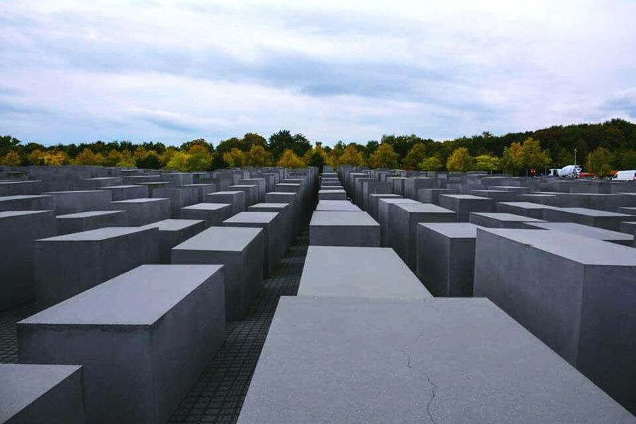 Berlin Holocaust Memorial Streetphotography Cityscapes