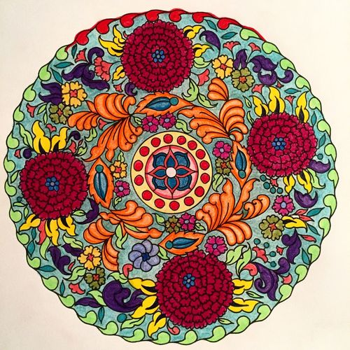 Mandala Art Mandala That's Me Nostalgia Hello World Relaxing Enjoying Life Gratitude Peaceful Happiness Coloreando That's Me Having Fun Home Hogar Home Sweet Home Hogar Dulce Hogar.. Relaxing Self Portrait Draw Drawing