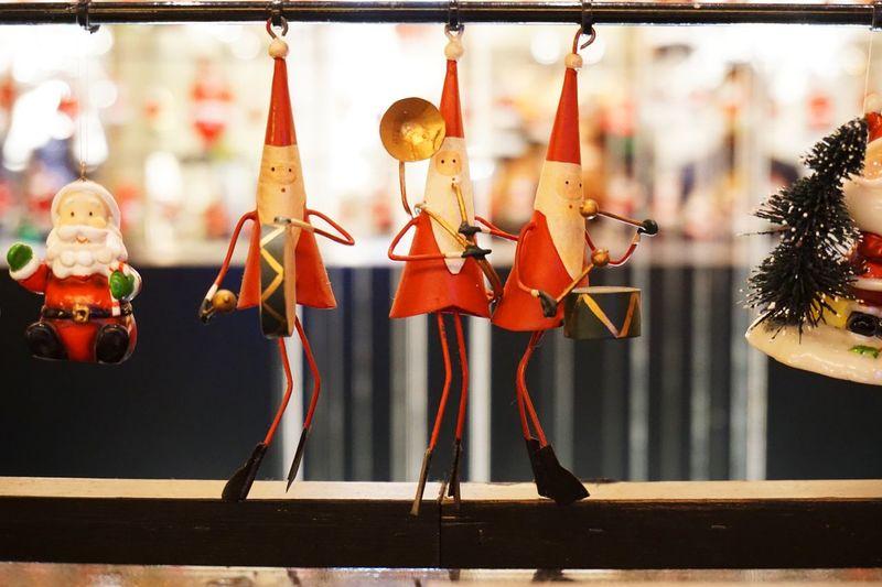 2015  Christmas Cute Figure Japan Mascot Music Ornaments Performance Performer  Santa Claus Stage - Performance Space Tokyo サンタクロース ミッドタウン