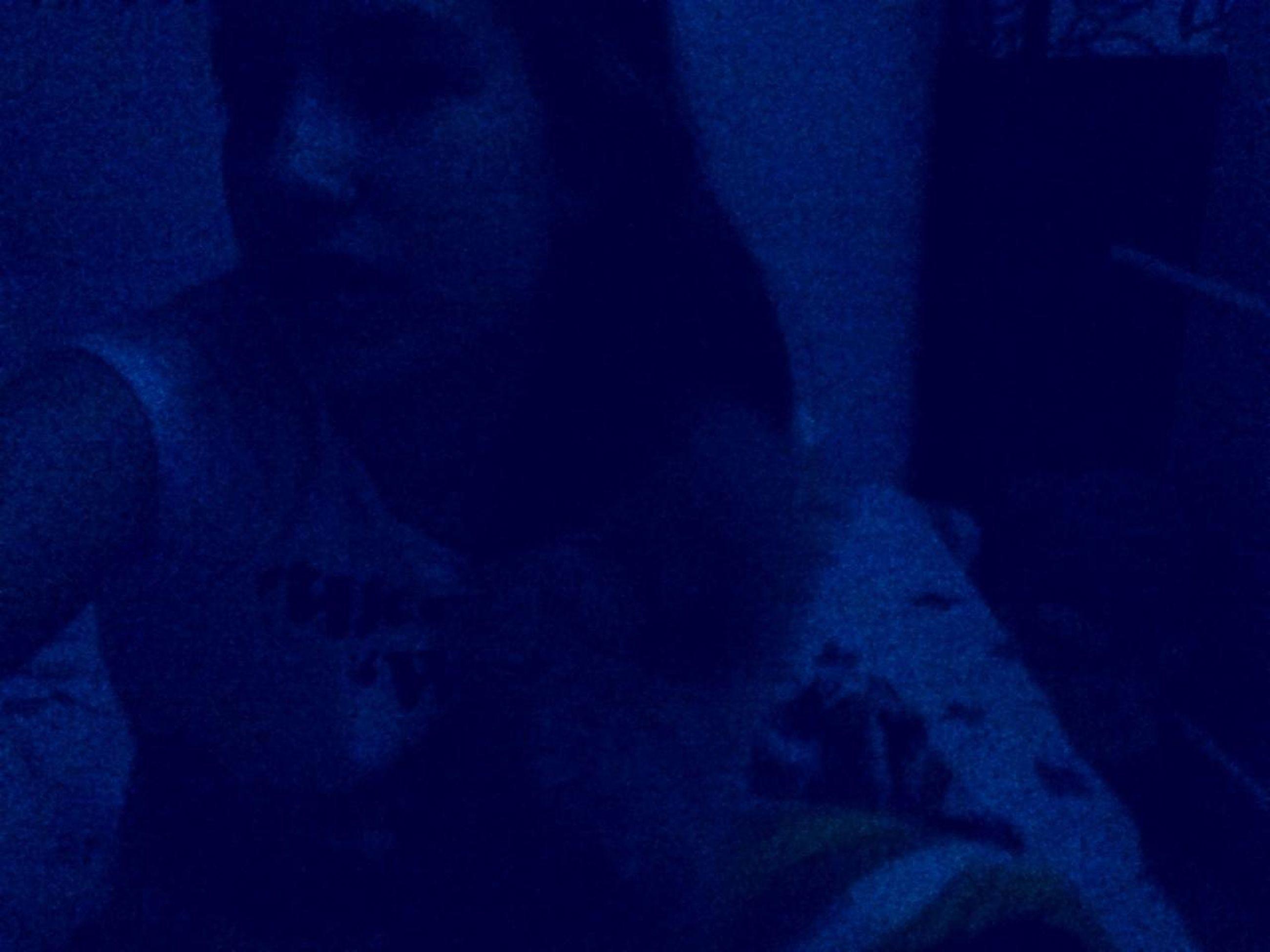 indoors, blue, lifestyles, men, close-up, leisure activity, underwater, night, unrecognizable person, headshot, dark, light - natural phenomenon, part of, illuminated, auto post production filter, person, silhouette