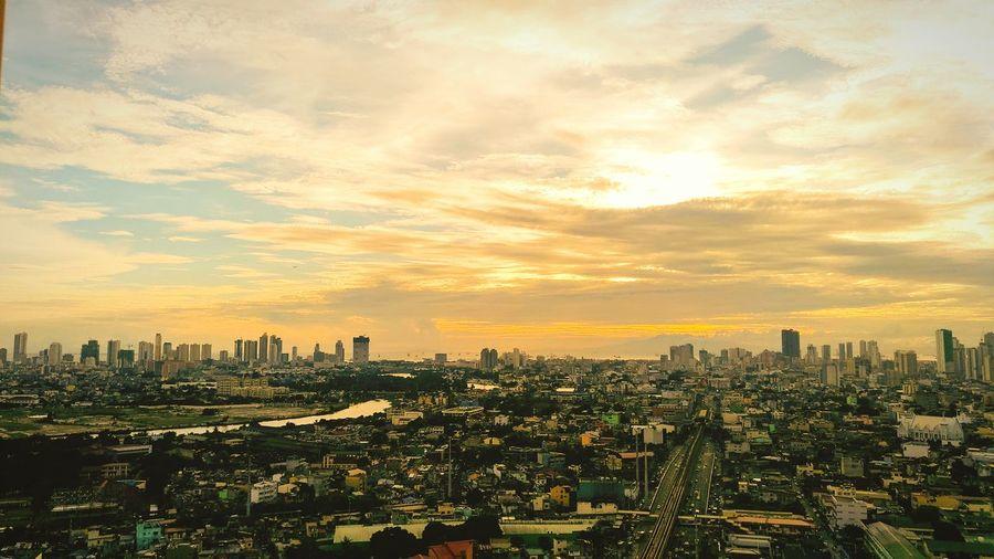 Metro Manila View