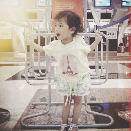 Baby Nadine Urbanlife Babygirl Color Portrait Medan Greystudio
