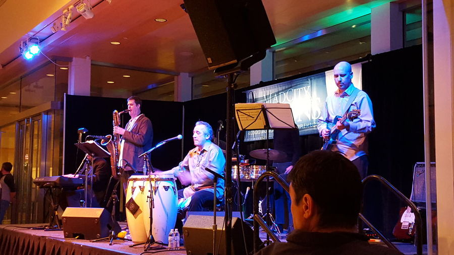 Mid-week nights out listening to music. Hanging Out Enjoying Life Live Music I Love My City Winternights Latinjazz