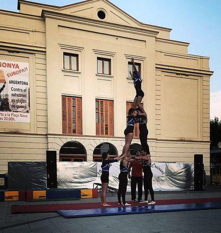 Actuacio Crazy Jumpers '16 HuaweiP9 CrazyJumpers Actuaciodestiu Summer ☀