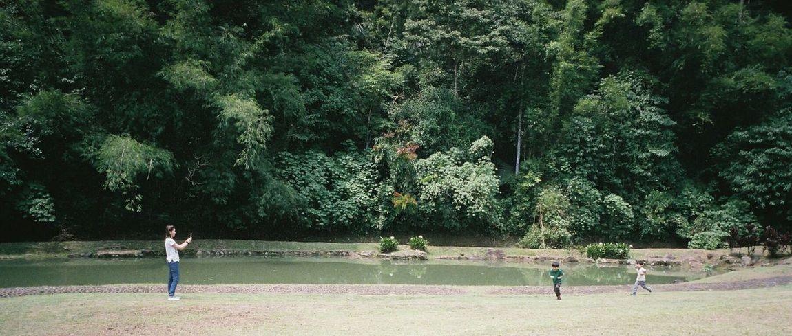 Weekend getaway Film Pro400H Ricoh GR1