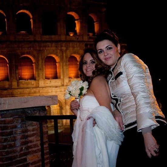 My WeddingPlanner Sister Alliance Married Love Roma Night