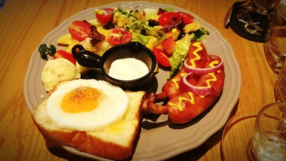 Delicious Bruch Colorful