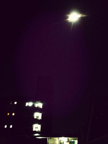 Taking Photos Moon