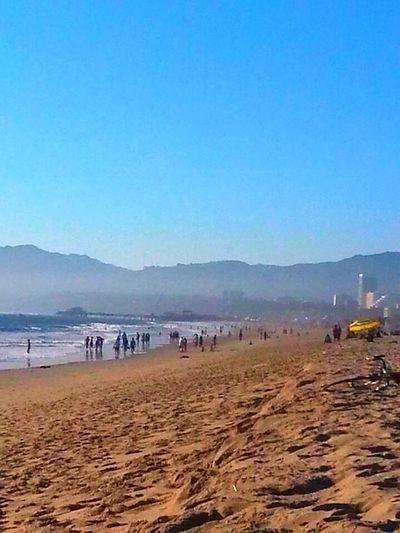 Enjoying Life Beach Los Ángeles take me baack ! ??