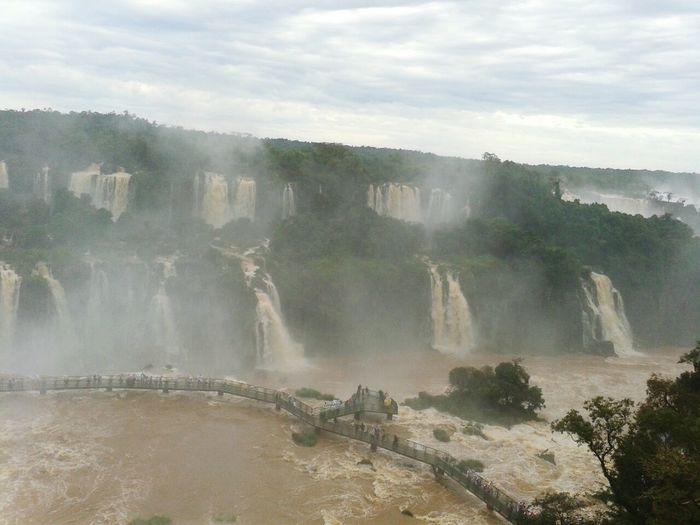 Cataratas Foz Do Iguaçu Naturelovers Nature Photography Natural Beauty EyeEm Nature Lover