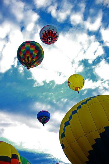 International Balloon Fiesta in Albuquerque, NM Onlyinnewmexico Albuquerque Balloonfiesta  Abqphotos Albuquerqueballoonfiesta Newmexico